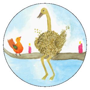 Vogelwärme